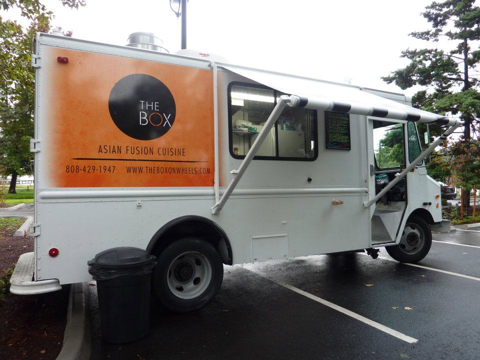 "The Box Listed as One of the ""The 11 BEST Food Trucks in Seattle"""