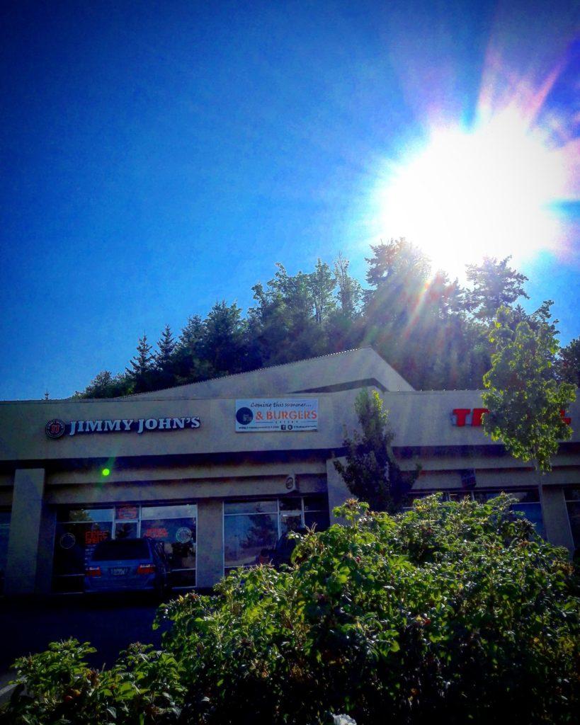 The Box & Burgers Eatery in Kirkland
