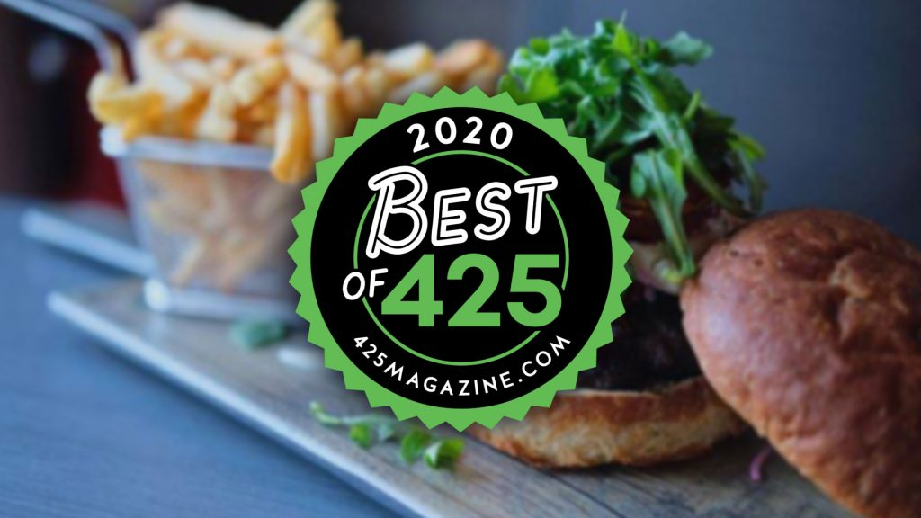 The Box and Burgers Eatery - Best of 425 Magazine
